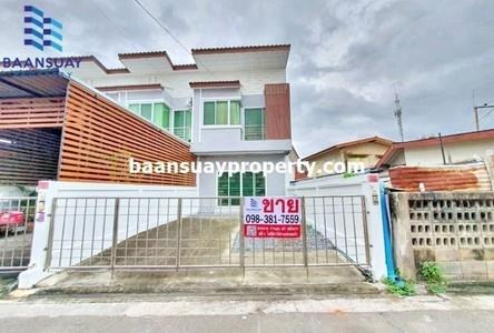 For Sale 2 Beds Townhouse in Mueang Saraburi, Saraburi, Thailand