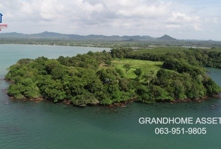 For Sale Land 59,532.8 sqm in Laem Ngop, Trat, Thailand