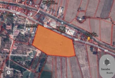 For Sale Land 66,160 sqm in Nong Ya Sai, Suphan Buri, Thailand