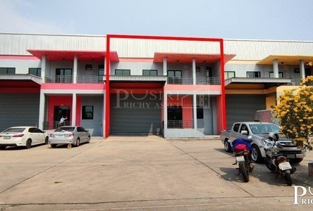 For Rent Warehouse 500 sqm in Mueang Samut Sakhon, Samut Sakhon, Thailand