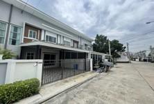 ขาย ทาวน์เฮ้าส์ 4 ห้องนอน บางใหญ่ นนทบุรี