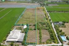 For Sale Land 40,603.2 sqm in Bang Len, Nakhon Pathom, Thailand