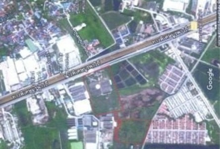 For Sale Land 31,312 sqm in Bang Pakong, Chachoengsao, Thailand