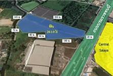 For Sale Land 38,836 sqm in Sam Phran, Nakhon Pathom, Thailand
