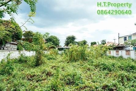 For Sale Land 588 sqm in San Sai, Chiang Mai, Thailand