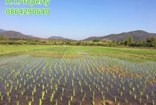 For Sale Land 17,448 sqm in Mae Taeng, Chiang Mai, Thailand