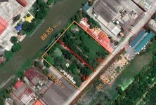 For Sale Land 3,752 sqm in Bang Nam Priao, Chachoengsao, Thailand