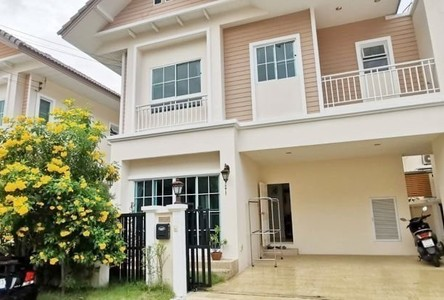 For Rent 3 Beds Townhouse in Phutthamonthon, Nakhon Pathom, Thailand