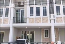 For Rent 4 Beds Townhouse in Bang Pa-in, Phra Nakhon Si Ayutthaya, Thailand