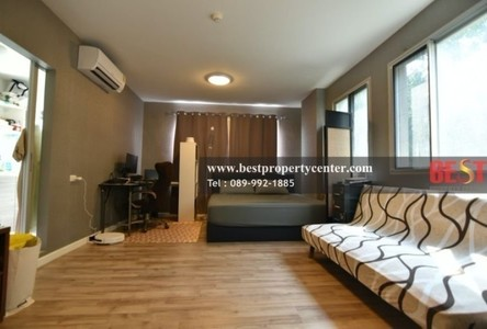 For Sale Condo 30 sqm in Khlong Luang, Pathum Thani, Thailand
