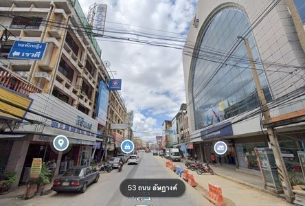 For Sale Retail Space 64 sqm in Mueang Nakhon Ratchasima, Nakhon Ratchasima, Thailand