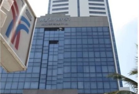 For Sale Office 127 sqm in Ratchathewi, Bangkok, Thailand