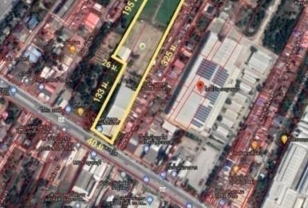 For Sale Land 17,232 sqm in Tha Muang, Kanchanaburi, Thailand