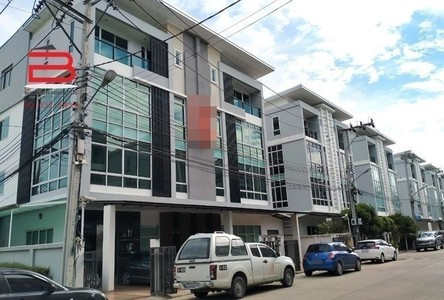For Sale Office 109 sqm in Bueng Kum, Bangkok, Thailand