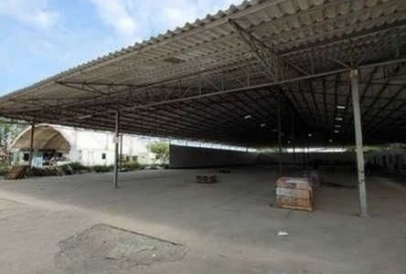 For Rent Retail Space 2,000 sqm in Bang Len, Nakhon Pathom, Thailand