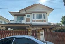 For Sale 3 Beds House in Thanyaburi, Pathum Thani, Thailand