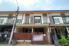 For Sale 4 Beds Townhouse in Mueang Nonthaburi, Nonthaburi, Thailand
