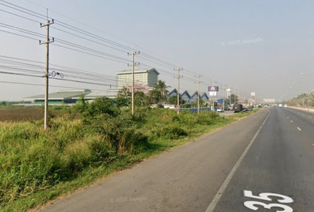 For Sale Land 15,524 sqm in Amphawa, Samut Songkhram, Thailand
