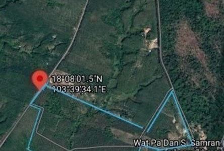 For Sale Land 426,100 sqm in Phon Charoen, Bueng Kan, Thailand