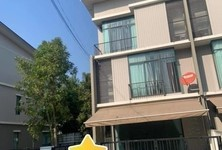 For Rent 3 Beds Townhouse in Pak Kret, Nonthaburi, Thailand