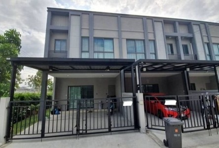 For Rent 2 Beds Townhouse in Bang Kruai, Nonthaburi, Thailand