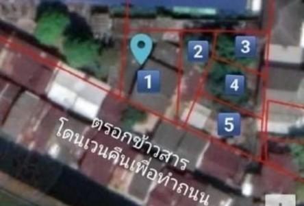 For Sale Land 988 sqm in Bang Sue, Bangkok, Thailand