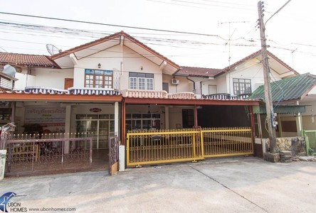 For Rent 2 Beds Townhouse in Mueang Ubon Ratchathani, Ubon Ratchathani, Thailand