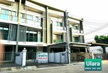 For Sale 3 Beds Townhouse in Taling Chan, Bangkok, Thailand