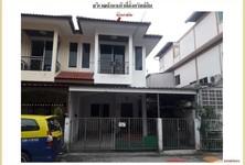 For Sale Townhouse 104 sqm in Bang Lamung, Chonburi, Thailand