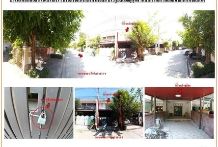 For Sale Townhouse 72 sqm in Bang Nam Priao, Chachoengsao, Thailand