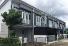 For Sale 4 Beds Townhouse in Thanyaburi, Pathum Thani, Thailand