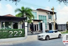 For Sale 7 Beds House in Ban Pong, Ratchaburi, Thailand