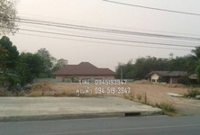 For Sale Land 1,196.8 sqm in Rong Kwang, Phrae, Thailand