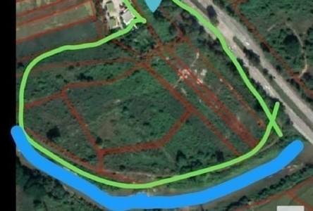 For Sale Land 40,000 sqm in Mae Tha, Lamphun, Thailand