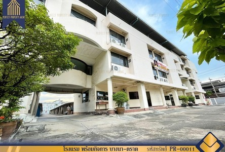 ขาย โรงแรม 120 ห้อง บางพลี สมุทรปราการ