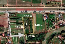 For Sale Land 11,600 sqm in Pho Thong, Ang Thong, Thailand
