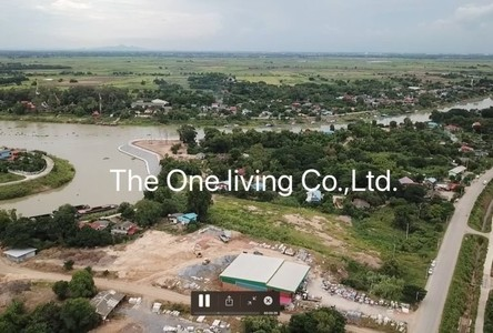 For Sale Land 9,600 sqm in Pa Mok, Ang Thong, Thailand