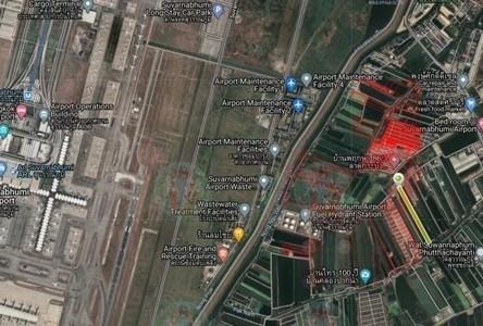 For Sale Land 16,000 sqm in Bang Sao Thong, Samut Prakan, Thailand