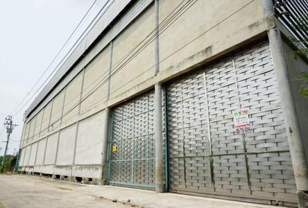 For Sale Warehouse 1,700 sqm in Bang Kruai, Nonthaburi, Thailand