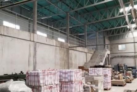 For Sale Warehouse 1,700 sqm in Bang Bua Thong, Nonthaburi, Thailand