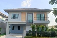 ให้เช่า บ้านเดี่ยว 4 ห้องนอน คันนายาว กรุงเทพฯ