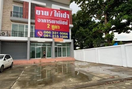 For Rent Retail Space 50 sqm in Krathum Baen, Samut Sakhon, Thailand
