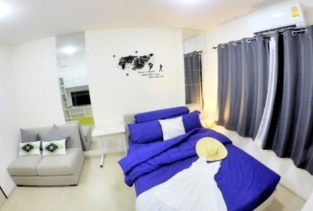 For Rent Condo 22 sqm in Don Mueang, Bangkok, Thailand