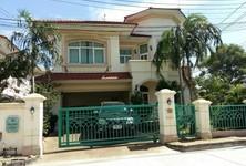 ให้เช่า บ้านเดี่ยว 3 ห้องนอน ธัญบุรี ปทุมธานี