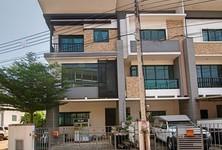 ขาย ทาวน์เฮ้าส์ 3 ห้องนอน เมืองปทุมธานี ปทุมธานี