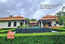 For Sale 4 Beds House in Hua Hin, Prachuap Khiri Khan, Thailand