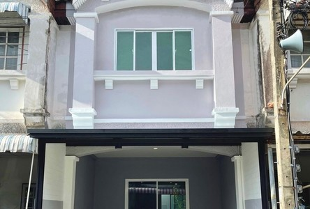 For Sale 3 Beds Townhouse in Bueng Kum, Bangkok, Thailand