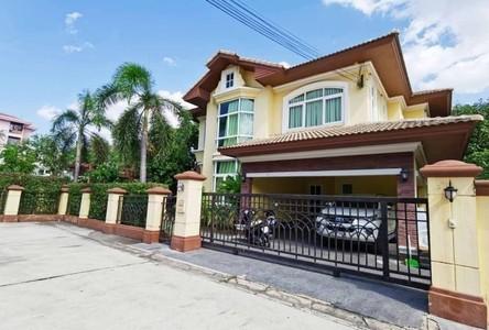 For Rent 4 Beds House in Thanyaburi, Pathum Thani, Thailand