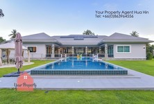 For Sale 5 Beds House in Hua Hin, Prachuap Khiri Khan, Thailand