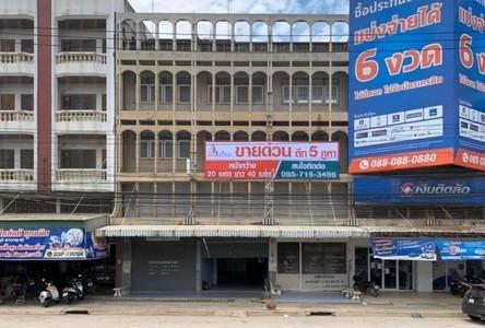 ขาย อาคารพาณิชย์ 5 ห้องนอน โพธาราม ราชบุรี